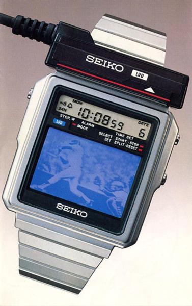 SEIKO TV Watch
