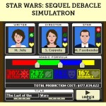 Star Wars: Sequel Debacle Simulatron
