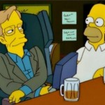Stephen Hawking bei den Simpsons