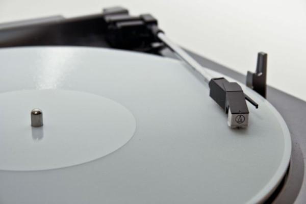 Schallplatte aus dem 3D-Drucker
