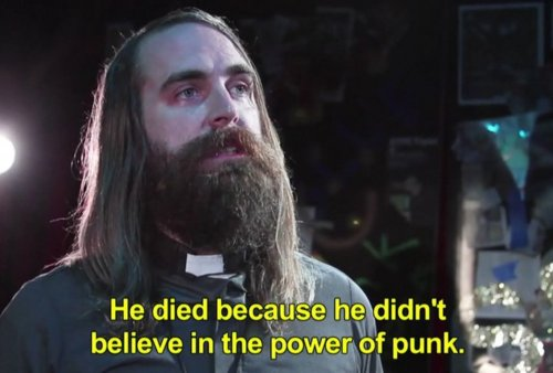 Believe In The Power Of Punk
