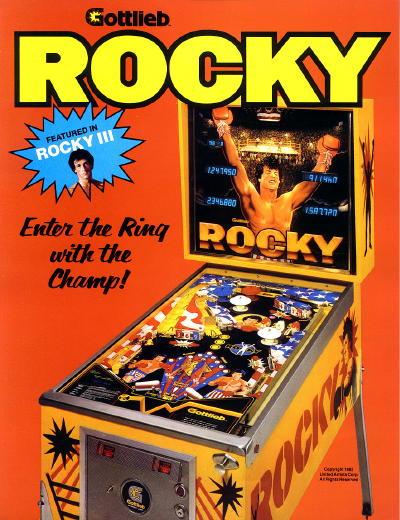 Rocky Flipper