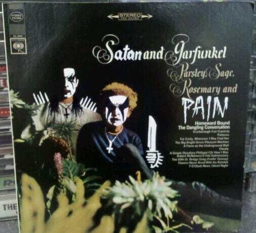 Satan and Garfunkel