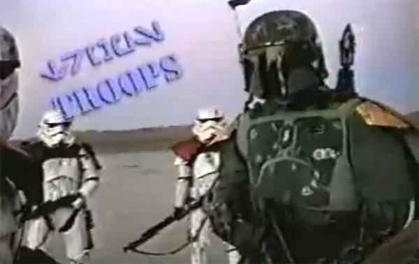 Troops - Eine Star Wars Cops Parodie