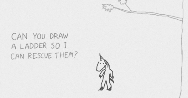 Draw A Stick-Unicorn