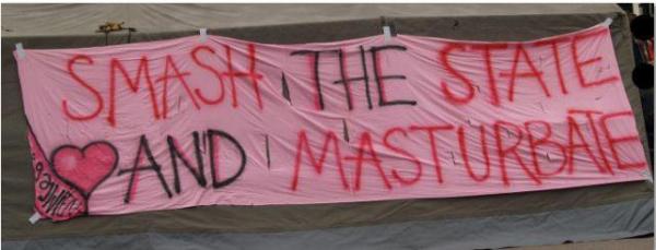 Smash The State And Matrubate