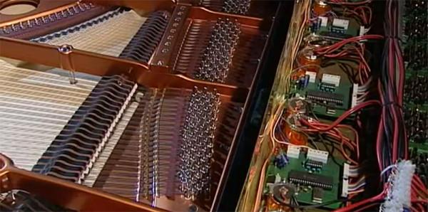 Sprechendes Klavier