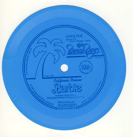 Living Doll Flexi von den Beach Boys