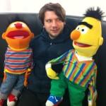 Ernie, Bert und ich