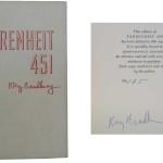 Fahrenheit 451 in Asbest eingebunden