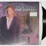 Thom yorke Eraser Retro Cover