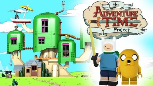 Lego - Adventure Time Set