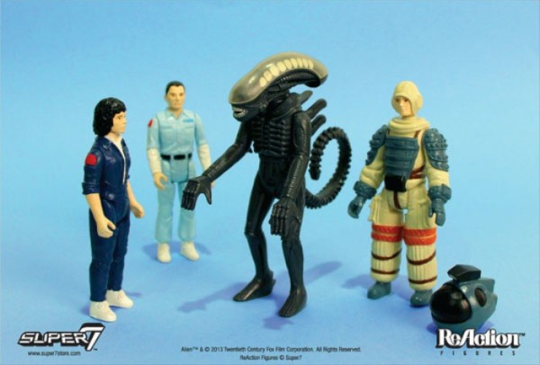 Alien Actionfiguren