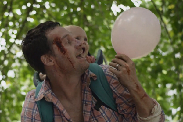 tropfest cargo Stranded in the midst of a zombie apocalypse, a man sets in motion an unlikely plan to protect his precious daughter directed by ben howling & yolanda.