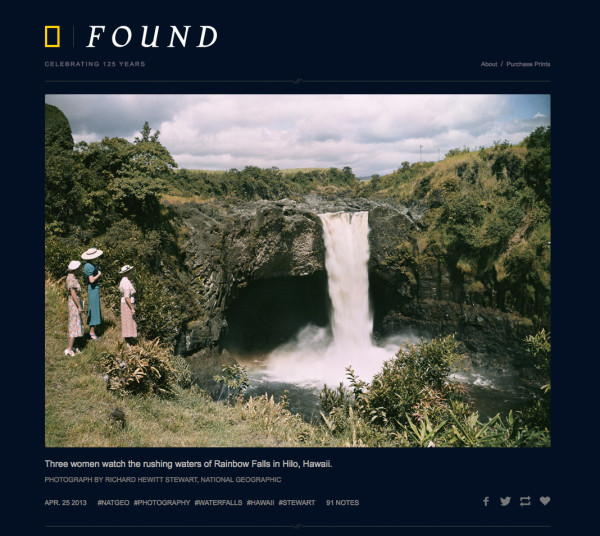 Screenshot: Found von National Geographic