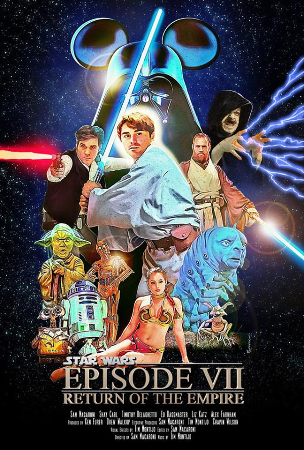 Star Wars VII - Return of the Empire