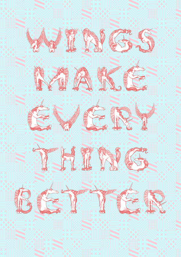 wings make everything better