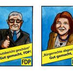 Gut gemacht FDP
