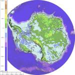 Die Antarktis ohne Eis