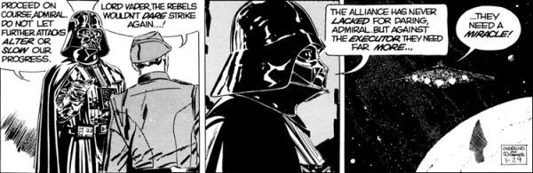 Daily Star Wars