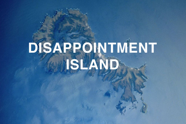 Disappointment Island