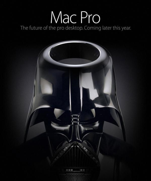 Mac Pro Darth Vader