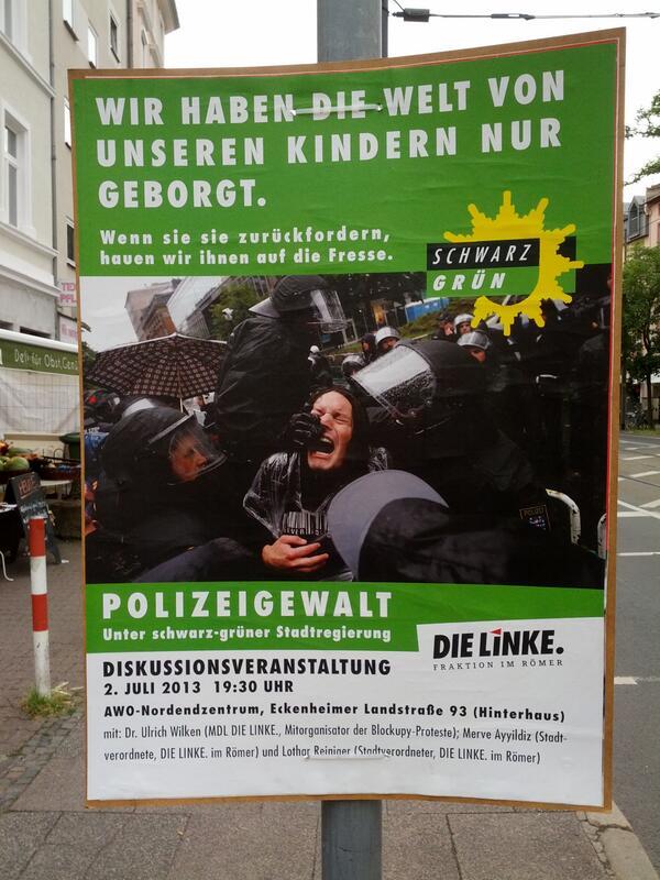 Polizeigewalt