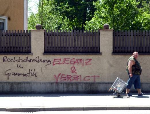 Rechtschreibung u. Grammatik