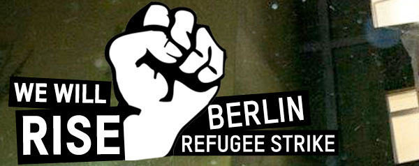Refugee Strike