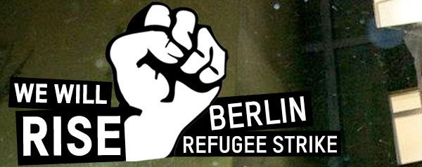 Refugee Strike