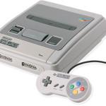 SNES - Super Nintendo Konsole