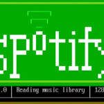 Spotify in den 80ies