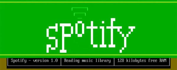 Spotify in den 80ies