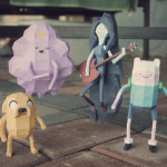 Adventure Time Papercrafts
