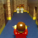 Shining in Lego