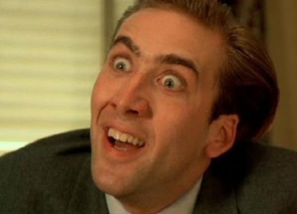 Die besten Filme mit Nicolas Cage