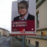 Batman für die SPD
