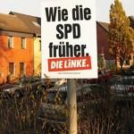Wie die SPD früher... Die Linke