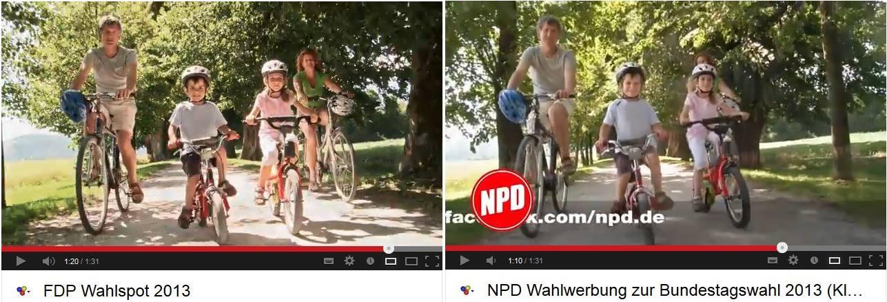 FDP und NPD