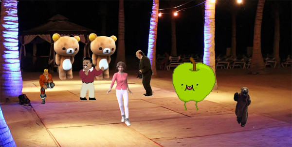 GIF DANCE PARTY