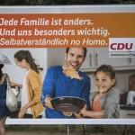 CDU No Homo!