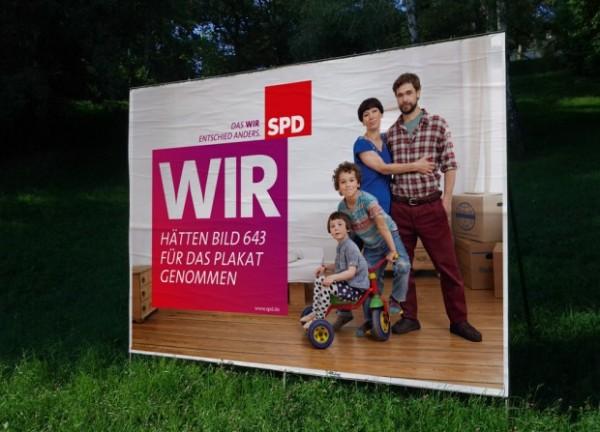 SPD über Miete