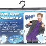 Kostüm: Social Media Profesional