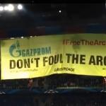 Greenpeace gegen Gazprom