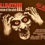 Originalposter zu Halloween III - Season of the Witch
