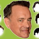 Die Frisuren von Tom Hanks