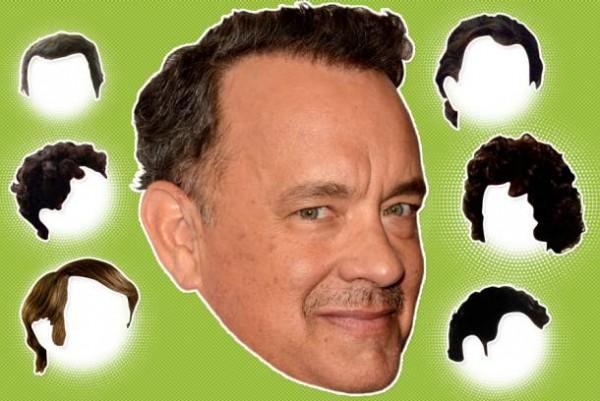 Die Frisuren von Tom Hanks