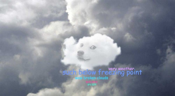 doge-very-weather
