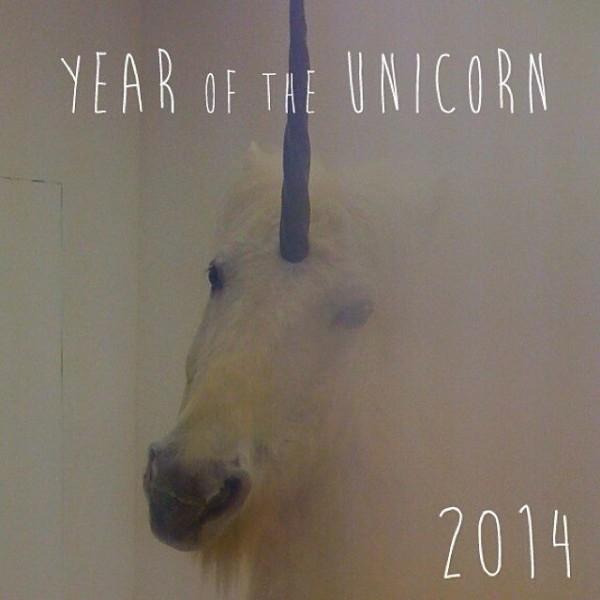 Year Of The Unicorn 2014