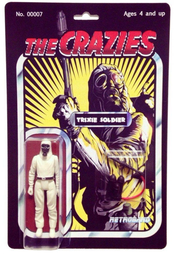 The Crazies Actionfigur